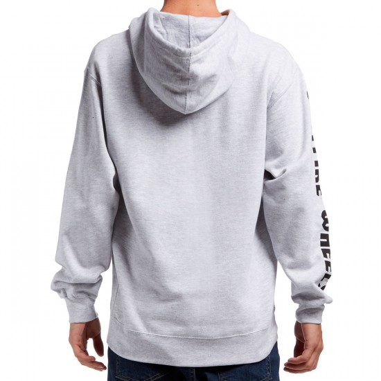Spitfire Bighead Fill Hoodie - Grey Heather