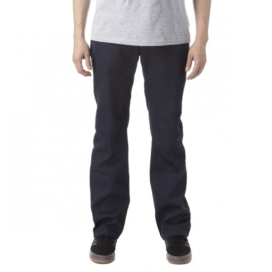 Brixton Fleet Light Weight Chino Pants - Navy - 30 - 32