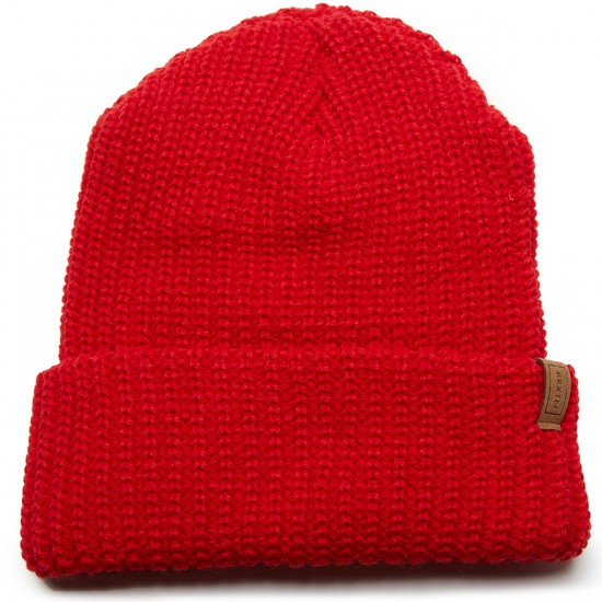 Brixton Moscow Beanie - Red