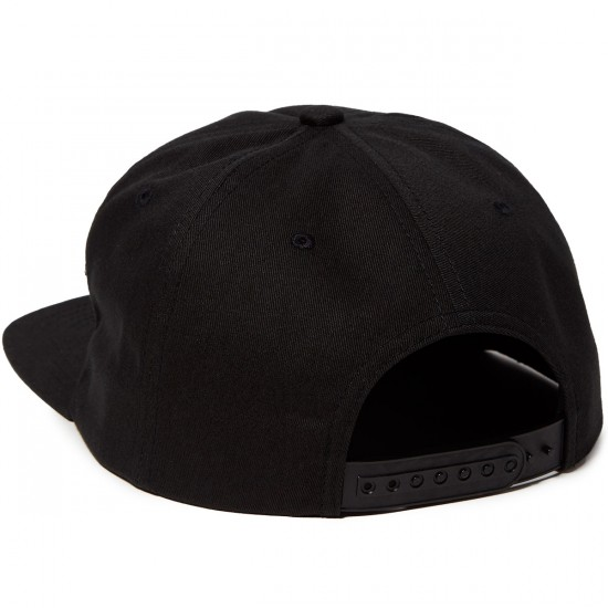 Brixton Normandie Hat - Black