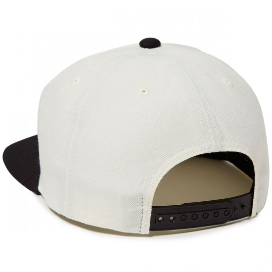 Brixton Oath III Hat - Off White/Black