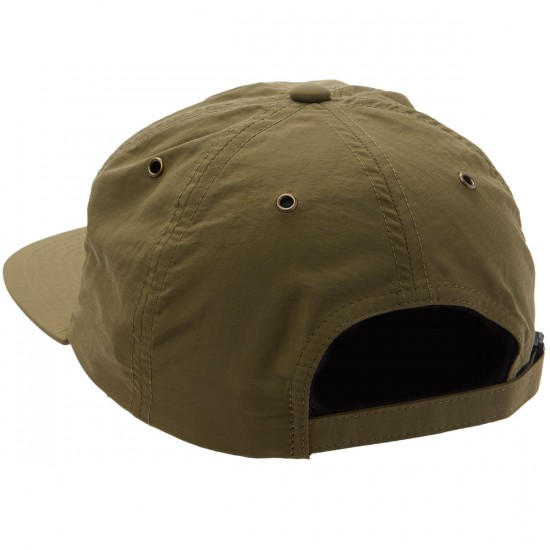 Brixton Bering MP Hat - Olive