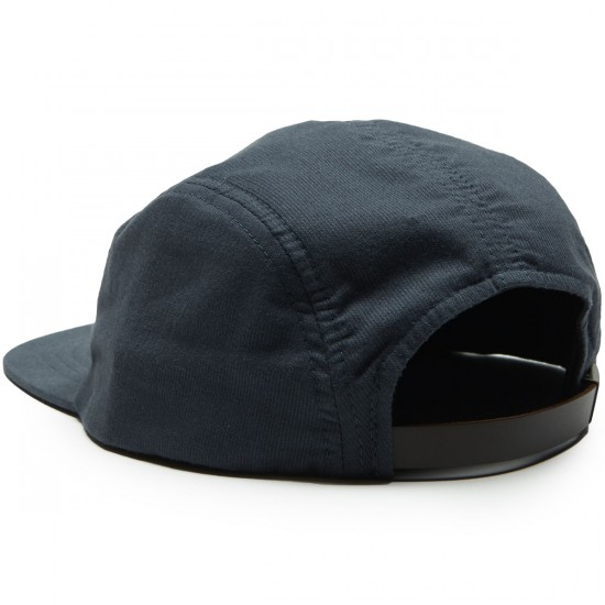 Brixton Potrero 5 Panel Hat - Navy