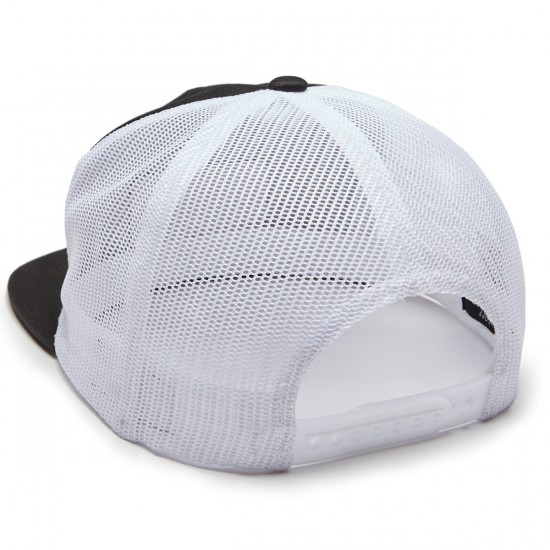 Brixton Cien Jason Jesse HP Mesh Hat - Black/White