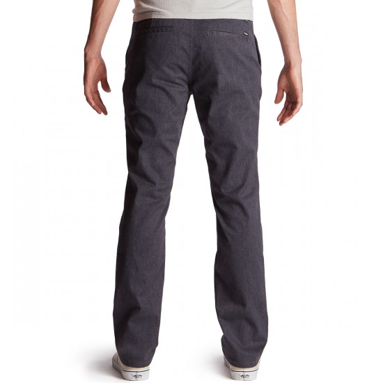 Brixton Reserve Chino Pants - Heather/Navy