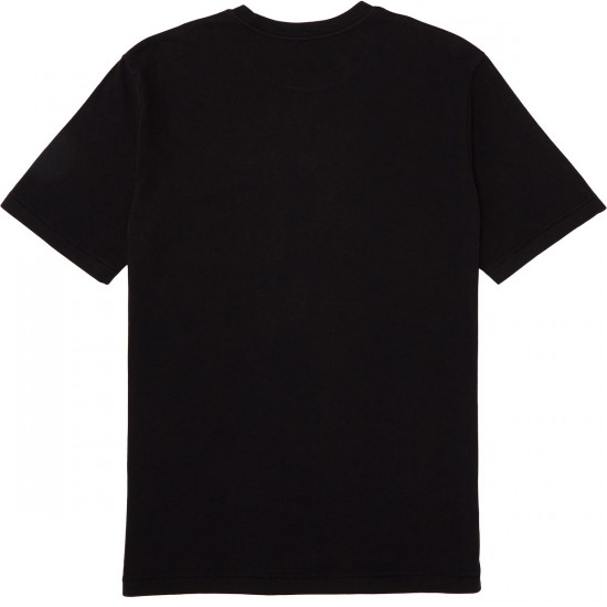 Brixton X Coors Filtered Premium T-Shirt - Washed Black