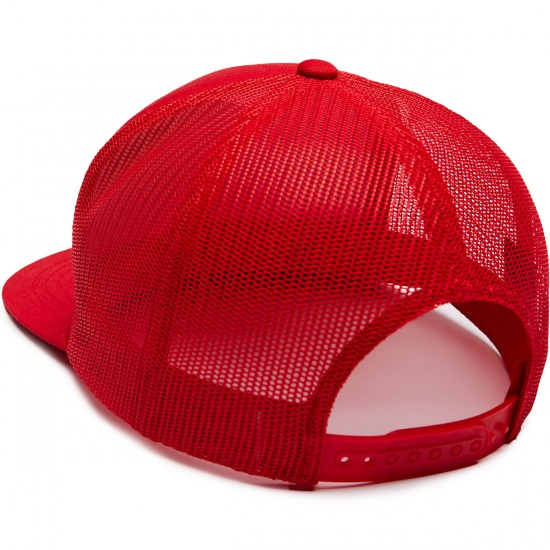 Brixton X Coors Signature Mesh Hat - Red