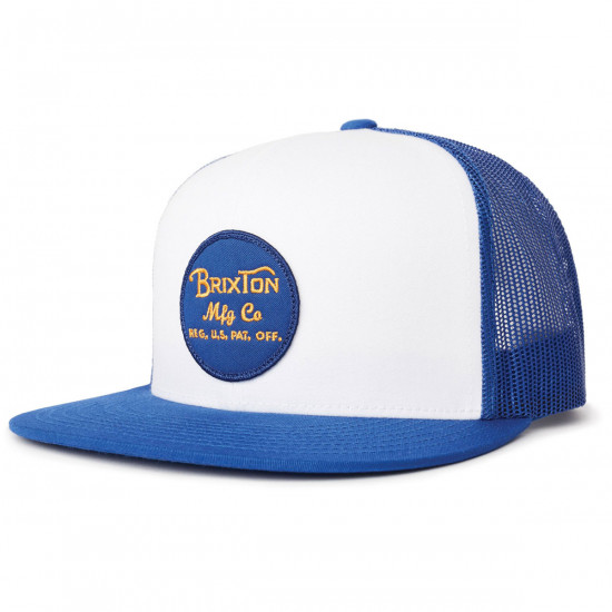 Brixton Wheeler Mesh Hat by Ccs