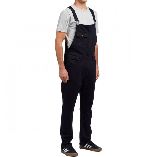 KR3W Cletus Overall Jeans - Blue Black - LG