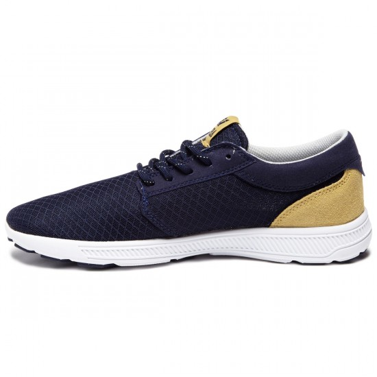 Supra Hammer Run Shoes - Navy/Hemp/White - 8.0