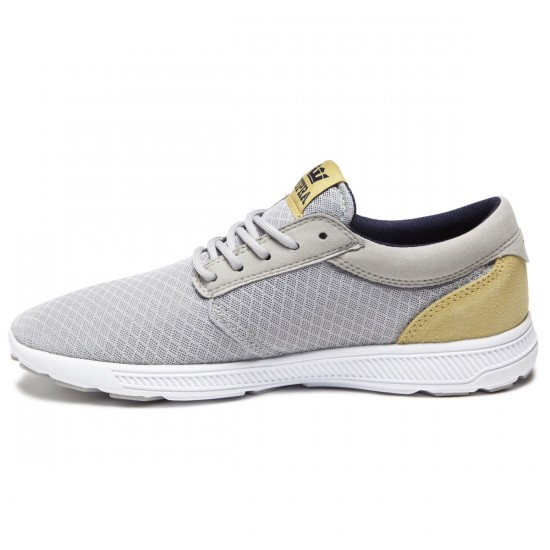 Supra Hammer Run Shoes - Grey/Violet/Hemp/White - 8.0