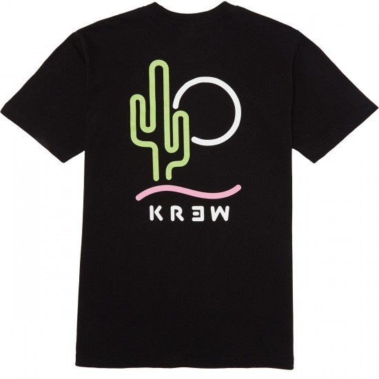 Kr3w Desert Daze T-Shirt - Black