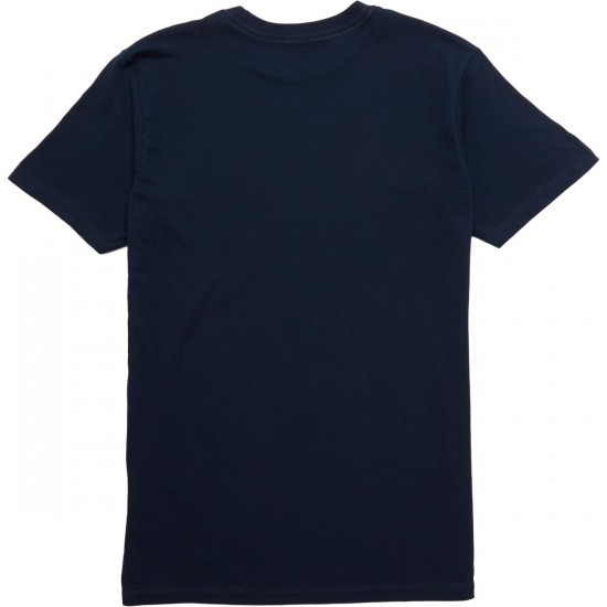 Supra Crown T-Shirt - Navy