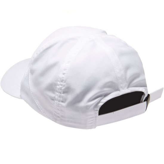 Supra Triangle Crown Hat - White