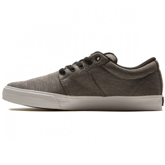 Supra Stacks Vulc II Shoes - Grey/White - 8.0