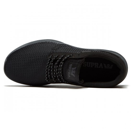 Supra Hammer Run Shoes - Black/3M - 8.5