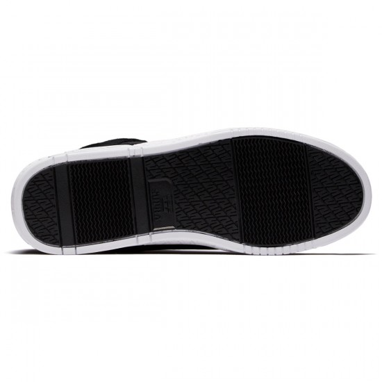 Supra Ellington Shoes - Black/Light Grey/White - 12.0