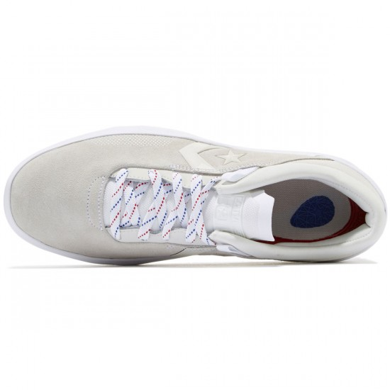 Converse Cons Metric CLS Shoes - Buff/White/Blue - 8.0