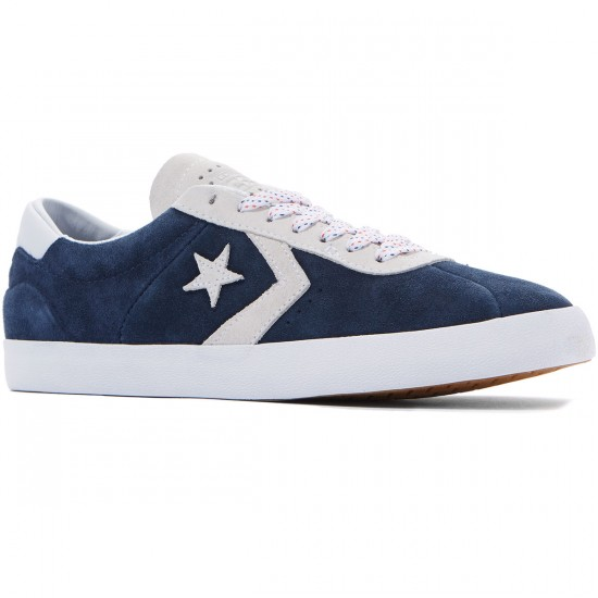 Converse Breakpoint Pro OX Shoes - Obsidian/White - 8.0