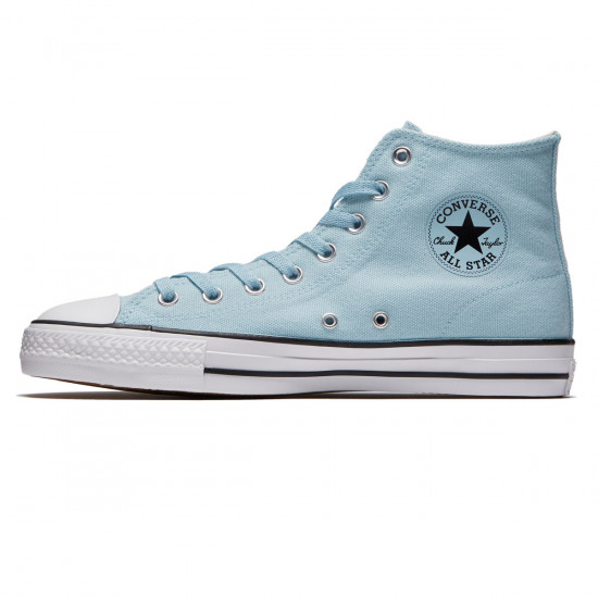 Converse CTAS Pro Hi Shoes - Ocean Bliss/Driftwood/Black - 7.0