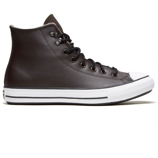 Hamburguesa Levántate muy  Converse Chuck Taylor All Star Winter Leather Shoes
