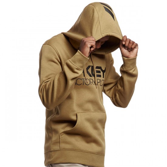 Oakley DWR FP Pullover Hoodie - Burnished