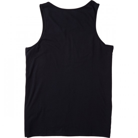 Oakley Double Stack Tank Top - Blackout