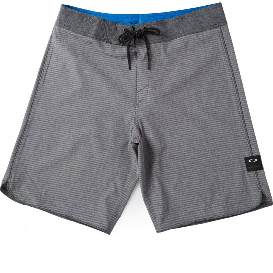 Oakley Single Fin 19 Boardshorts - Blackout