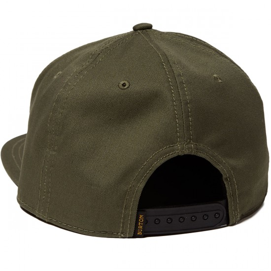 Burton Underhill Hat - Oil Green