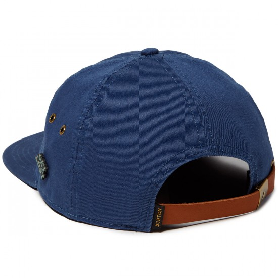 Burton Durble The Turtle Hat - Indigo