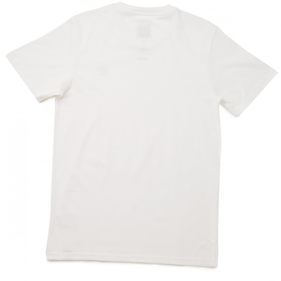 Adidas Clima 2.0 T-Shirt - White/Black