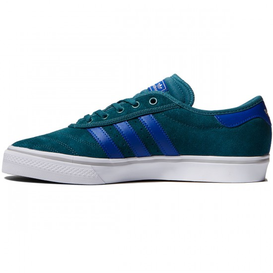 Adidas Adi-Ease Premiere ADV Shoes - Tech Green/Royal/White - 10.0