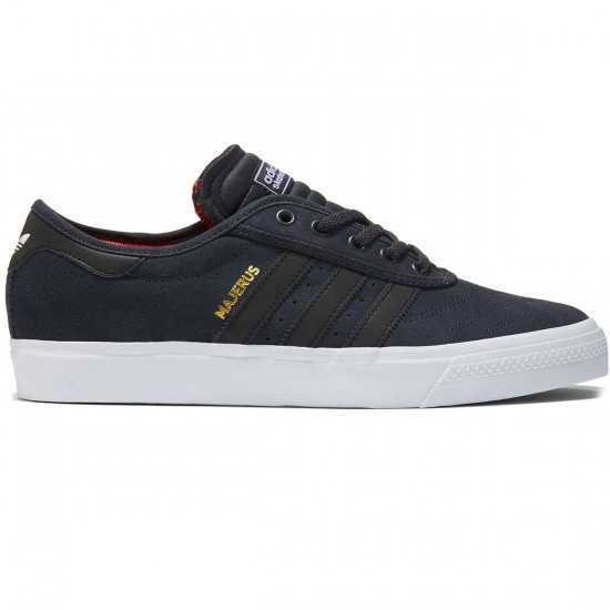 Adidas Adi-Ease Premiere Shoes - Black/White - 7.0