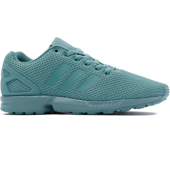 Adidas ZX Flux Shoes - Vapor Steel - 8.0