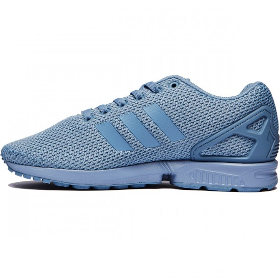 Adidas ZX Flux Shoes - Tactile Blue - 8.0