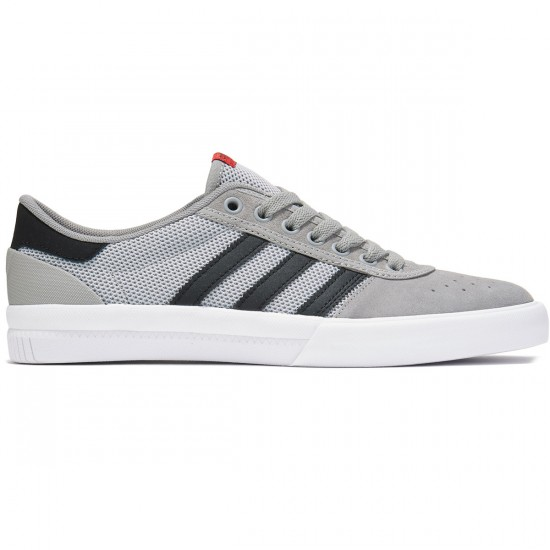 Adidas Lucas Premiere ADV Shoes - Solid Grey/Black/White - 7.0