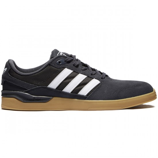 Adidas ZX Vulc Shoes - Solid Grey/White/Gum - 8.0