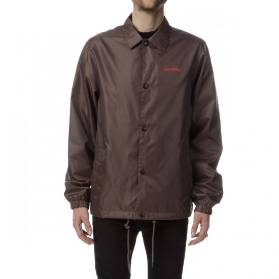 Emerica Dawbber Jacket - Brown