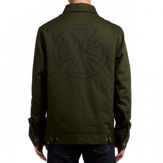Emerica Mobill Jacket - Green