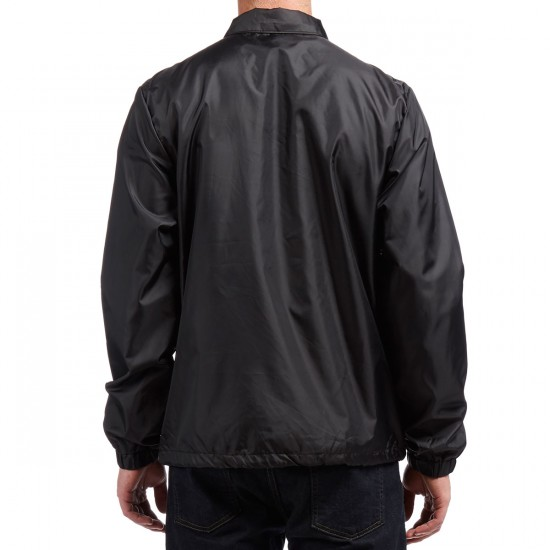 Altamont Parrick Coach Jacket - Black/White