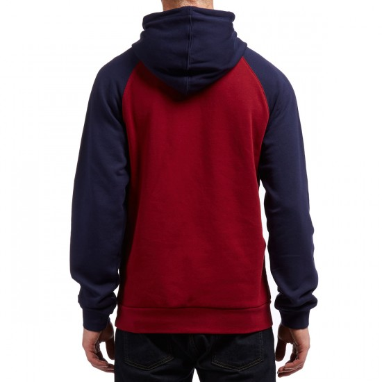 Emerica Purity Pullover Hoodie - Oxblood
