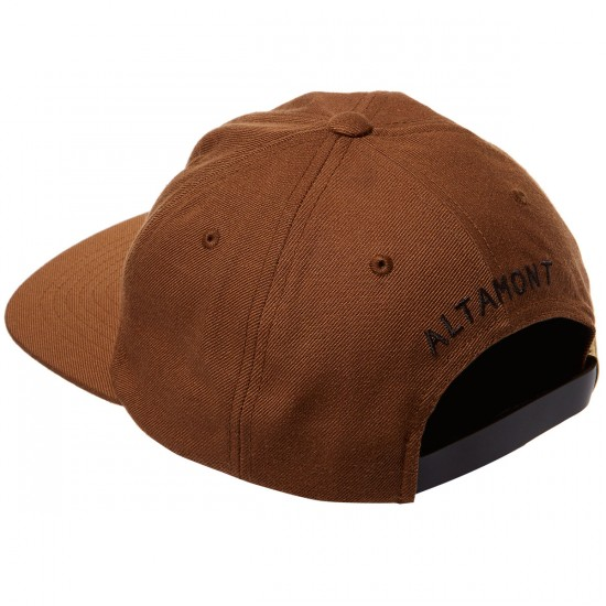Altamont Bohr 2 Ball Hat - Brown