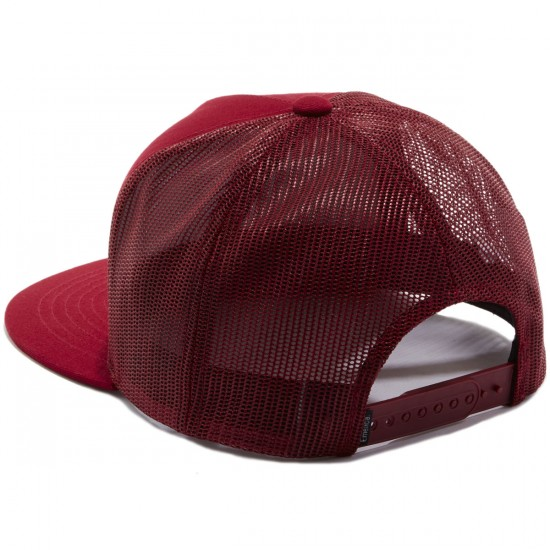 Emerica Blitzed Hat - Oxblood