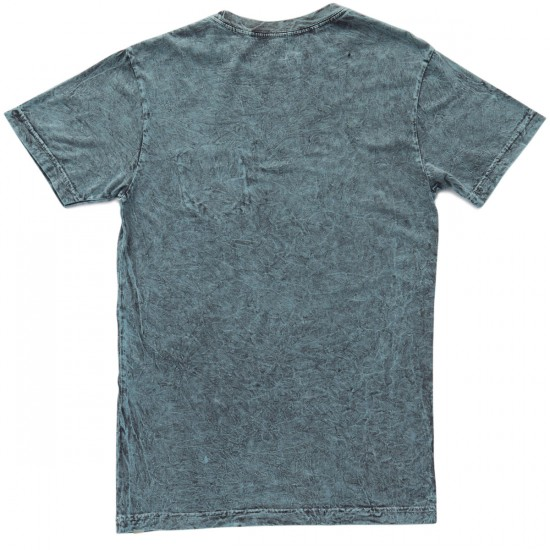 Altamont Laundry Day T-Shirt - Green/Blue