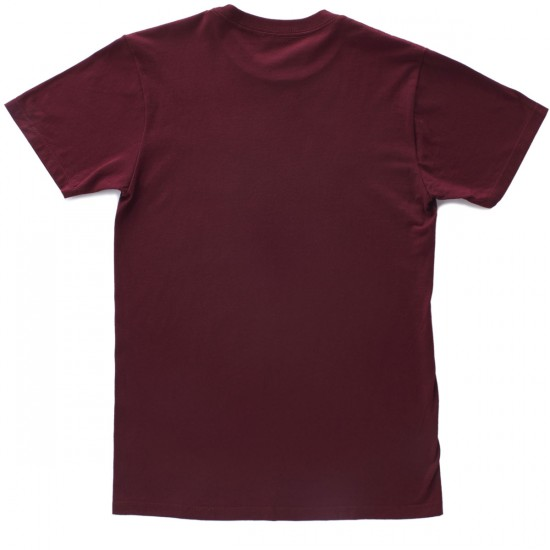 Altamont Mini Decade Icon T-Shirt - Burgundy