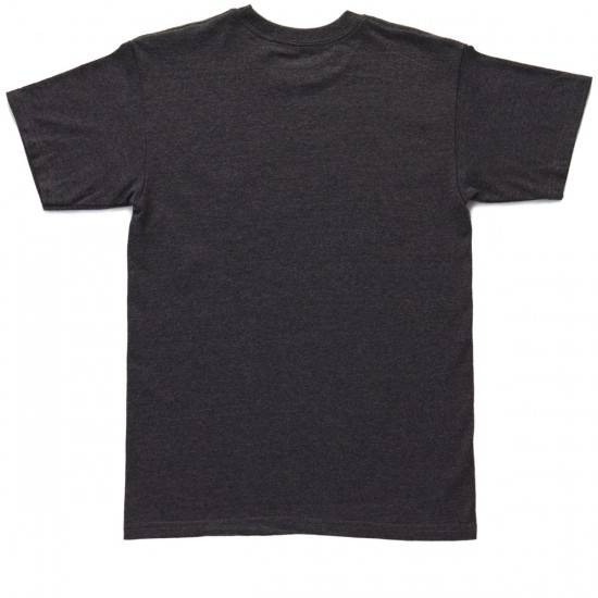 Emerica Pure Emerica 12.1 T-Shirt - Charcoal/Heather