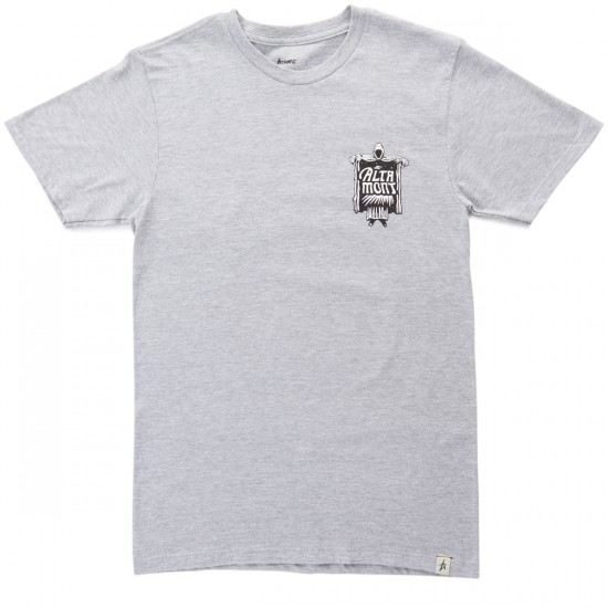 Altamont Step Inside T-Shirt - Grey/Heather