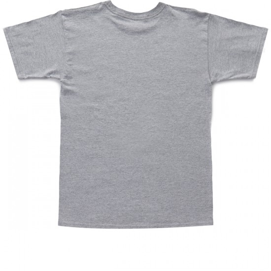 Emerica Second Place T-Shirt - Grey/Heather