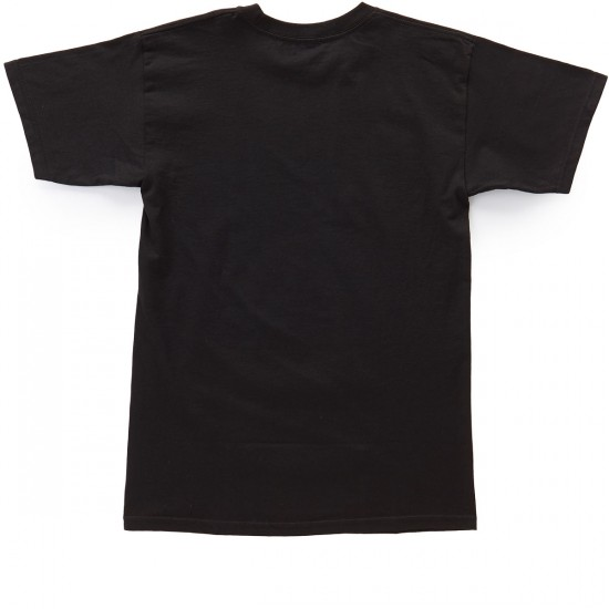 Emerica Jesus Skates T-Shirt - Black