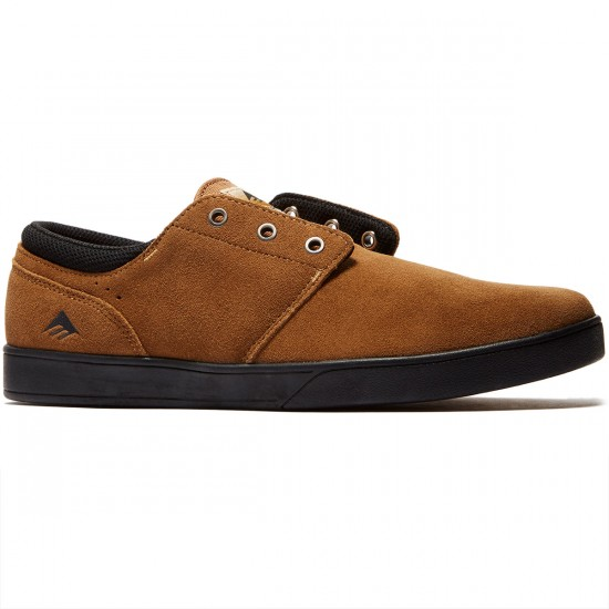 Emerica The Figueroa Shoes - Brown/Black - 8.0